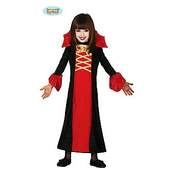 Guirca vampire costume for girls Countess Dracula Halloween