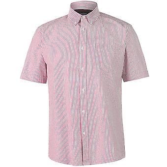 Pierre Cardin heren C SS zieners vel korte mouwen Casual Shirt