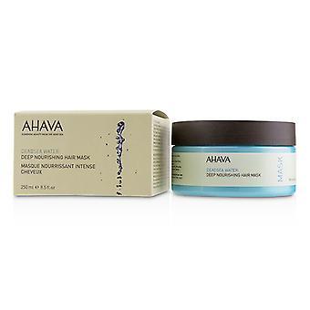 Ahava Deadsea Water Deep Nourishing Hair Mask - 250ml/8.5oz