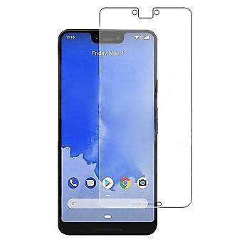 Protector de pantalla de vidrio templado de Google Pixel 3 XL empaquetado por menor