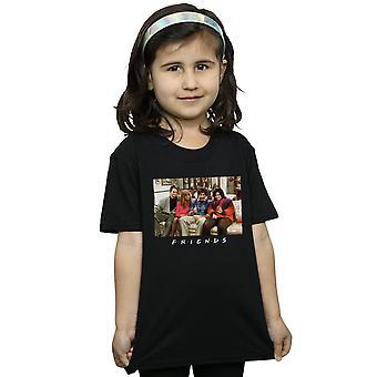 Venner jenter retrospektiv fortsatt t-skjorte