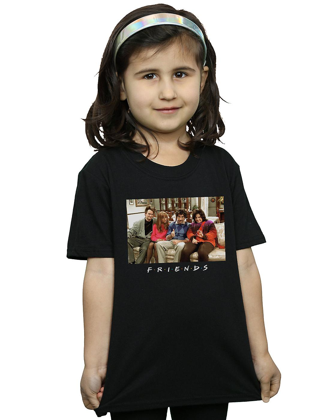 Friends Girls Retrospective Still T-Shirt