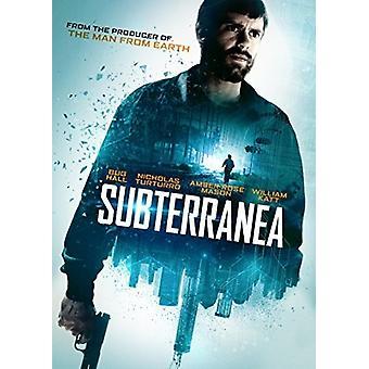 Subterranea [DVD] EUA importação