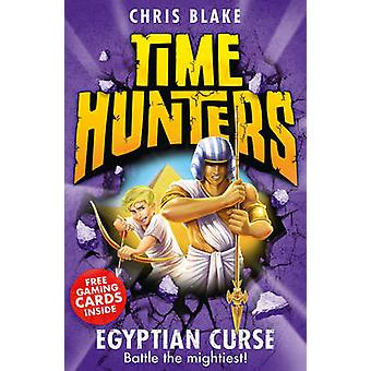 Egyptian Curse by Chris Blake - 9780007514083 Book