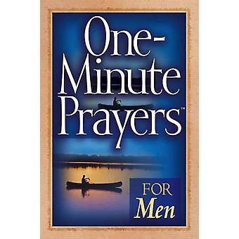 Minuutin rukouksia miesten Harvest House julkaisijat - 978073691287