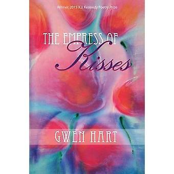 Kejsarinnan av kyssar av Gwen Hart - 9781680030891 bok