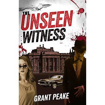 Le témoin invisible par Grant Peake - livre 9781925367584