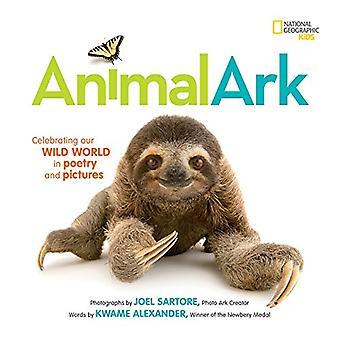 Djur Ark: Firar vår vilda värld i poesi och bilder