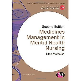 Medikamenten-Management in der psychiatrischen Krankenpflege