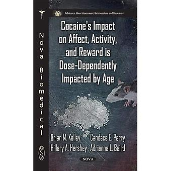 Cocaine's Impact on Affect, Activity, and Reward Are Dose-Dependently Impacted by Age