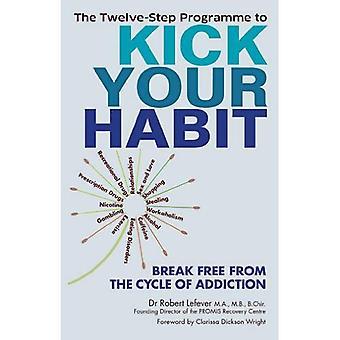 Das zwölf-Schritte-Programm, von Ihrer Sucht loszukommen: befreien Sie sich aus dem Kreislauf der sucht