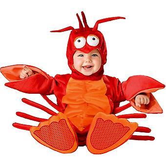 Lobster Toddler Costume