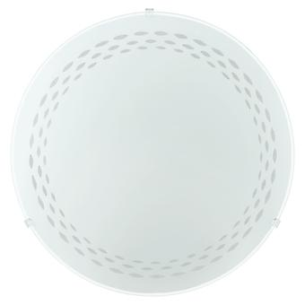 Eglo - Twister Medium Flush loft lys hvid EG82886