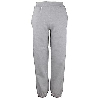 Awdis Childrens Cuffed Jogpants / Jogging Bottoms / Schoolwear (Pack of 2)
