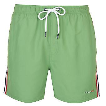 Pierre Cardin Herren Kontrast Panel Swim Shorts