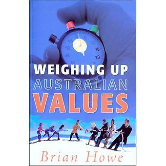 Afwegen van Australische waarden: Balancing overgangen en risico's aan het werk en familie in moderne Australië