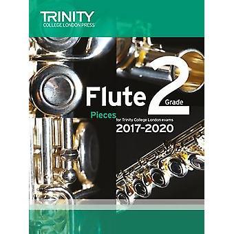 Trinity College London - Flute Exam Pieces Grade 2 2017-2020 (score &a