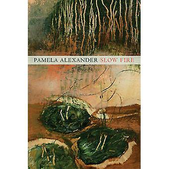 Slow Fire by Pamela Alexander - 9781931337342 Book