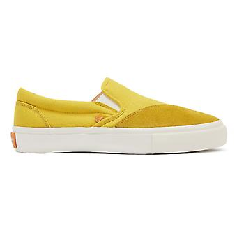 Clear Weather Dodds Mens Yellow Trainers