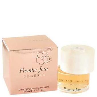 Premier Jour By Nina Ricci Eau De Parfum Spray 1.7 Oz (women) V728-400816