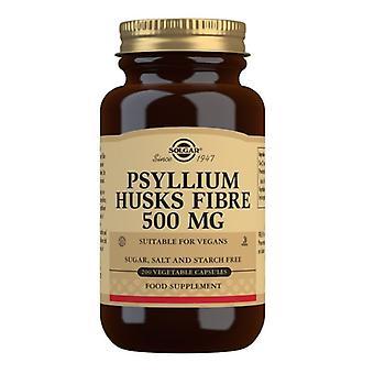 Solgar Psyllium Kabukları Fiber Vegicaps 200 (2315)