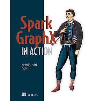 Spark Graphx in Action by Michael S. Malak - 9781617292521 Book