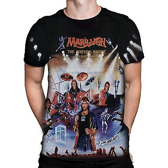Born2rock - thieving magpie - marillion t-shirt