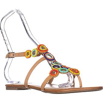 INC International Concepts Womens Marstie Split Toe Casual Slingback Sandals