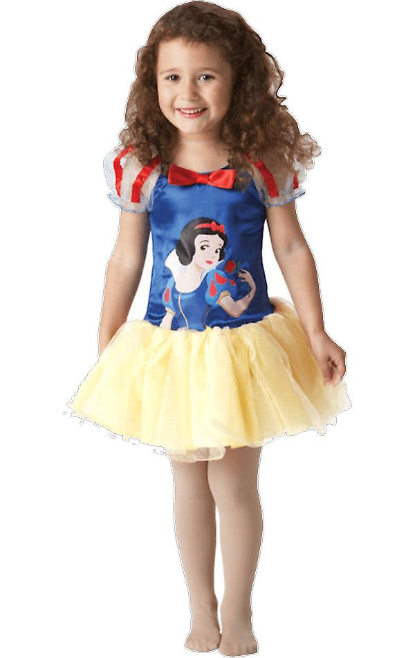 Girls Age 1 - 4 Years Snow White Costume Toddler World Book Day Fancy Dress