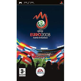Fußball-Europameisterschaft 2008 (PSP) - Neu