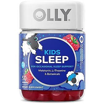 Gommes de sommeil olly Kids - Razzzberry