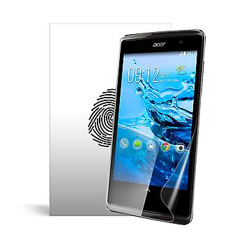 Celicious levendig plus milde Anti-Glare Screen Protector film compatibel met Acer Liquid Z500 [Pack van 2]