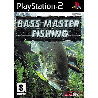 Bass Master Fishing (PS2) - New Factory Sealed