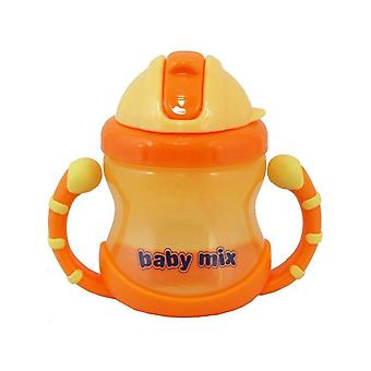 Baby Mix Bottle Orange 200ml
