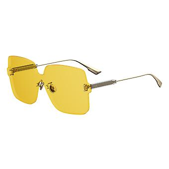 Dior Colorquake 1 40G/HO Yellow/Yellow Sunglasses
