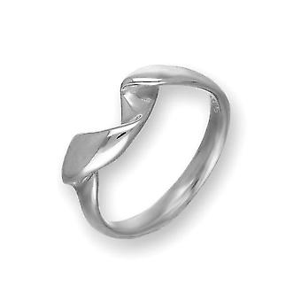 Sterling Silver Traditional Scottish Twist and Shout Design Ring