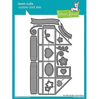 Lawn Fawn Mini Pop-Up Box Dies