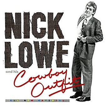 Nick Lowe - Nick Lowe & His Cowboy Outfit [CD] USA import