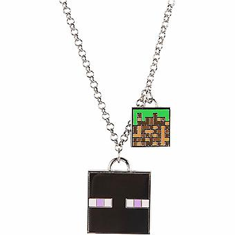 Minecraft, Necklace - Enchanted Enderman