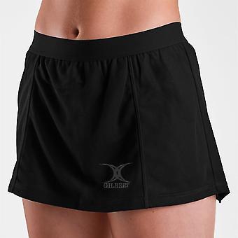 Gilbert Donne Blaze Skort Ladies elasticato Waist Sport Gonna Bottoms
