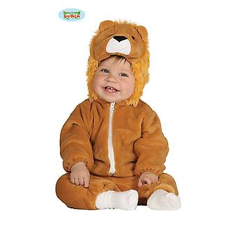Guirca baby costume Lion, King of beasts jumpsuit