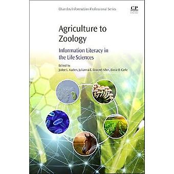 Agriculture to Zoology by Daria Carle