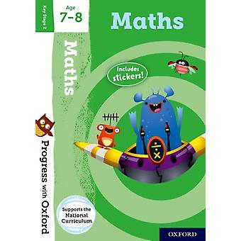 Progress with Oxford Maths Age 78 by Clarke