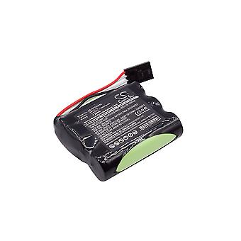 Replacement Battery for X-Rite SE15-32 3.6V 2000mAh Ni-MH CS-XRT532SL NEW