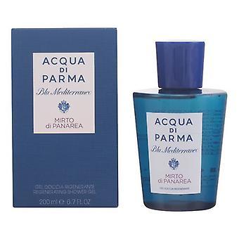 Shower Gel Repairing Blu Mediterraneo Mirto Di Panarea Acqua Di Parma (200 ml)
