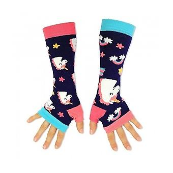 Girls Unicorn Armwarmers From United Oddsocks
