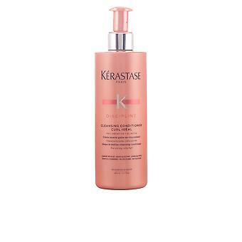 Discipline de Kerastase nettoyage Conditioner Curl Idéal 400 Ml pour les hommes