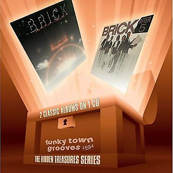 Brick - Summer Heat/After 5 [CD] USA import