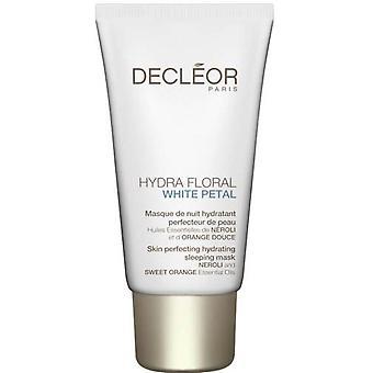 Hydra Floral White Petal Anti-Skin Skin Perfecting Night Mask