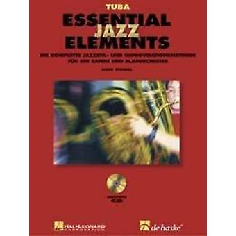 ESSENTIAL JAZZ ELEMENTS TUBA by Edited by Mike Steinel